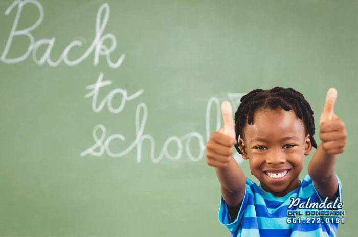 back to school tips palmdale bail bonds