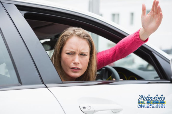 california road rage laws